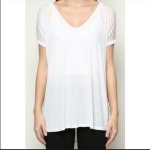 2 FOR $25 💛 Brandy Melville Oversized T-Shirt